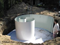 Dein by klimatec gmbh basel for Aufbauanleitung pool stahlwand